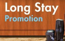 Long Stay for more than 3 nights